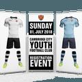 Cambridge City Youth | Registration Event