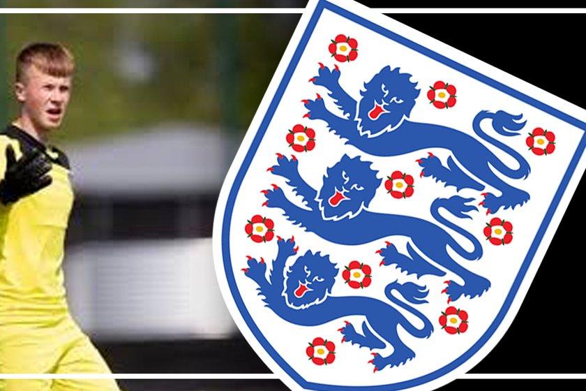 Filip Marshcall catches the eye of England selectors