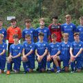 U16 Return to action today