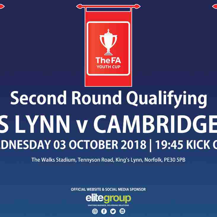 FAYC - Second Round Qualifying