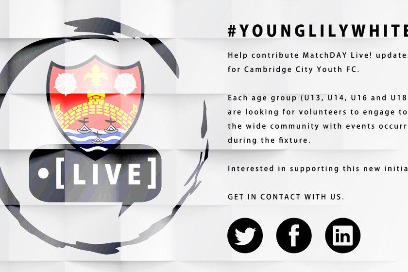MatchDAY Social Media Volunteers