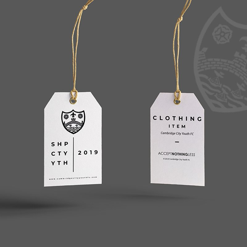Accept Nothing Less | CiTY Youth Leisure Wear & Accessories