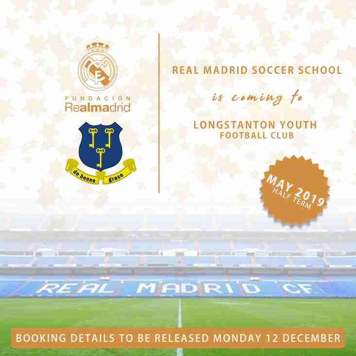 Real Madrid Soccer School