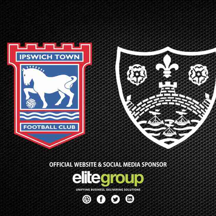 Under 13 scheduled to visit Ipswich Town