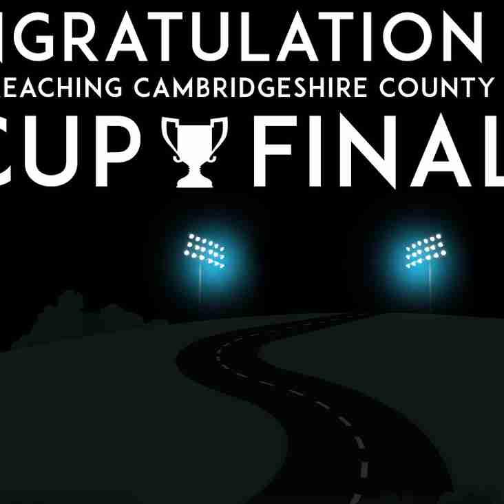 U16 Reach County Cup Final