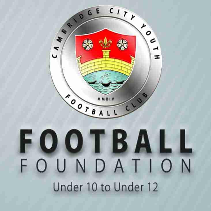 Foundation Kicks-Off on 21 July 2019