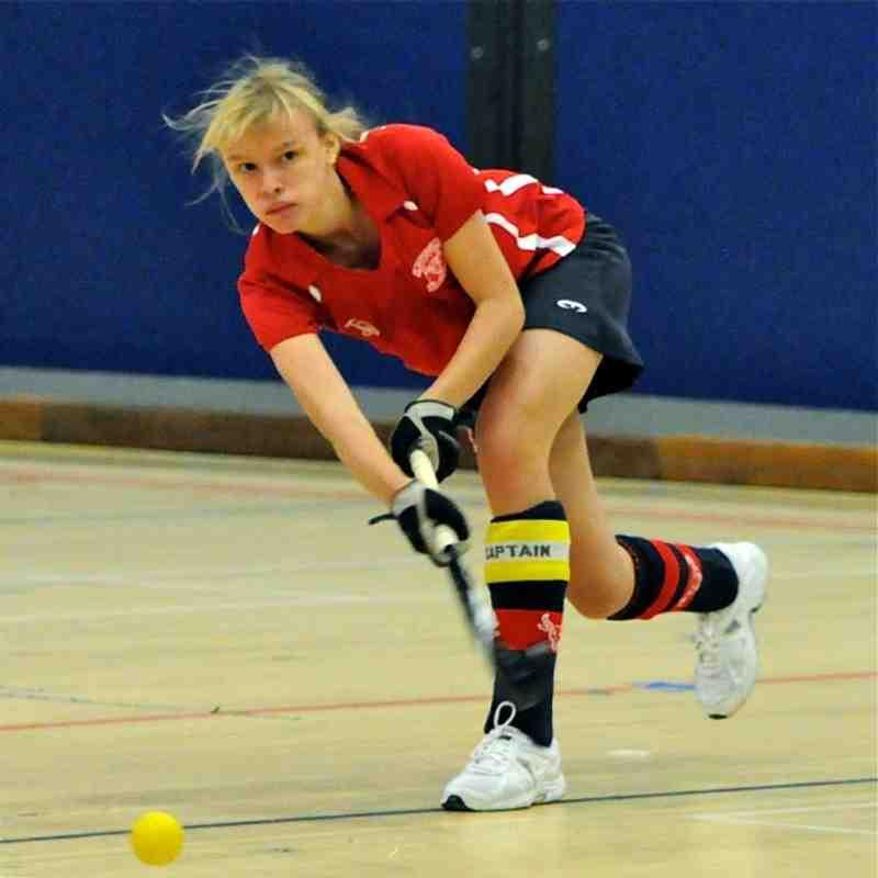 Havering v Redbridge & Ilford Ladies Indoor - 21.11.13