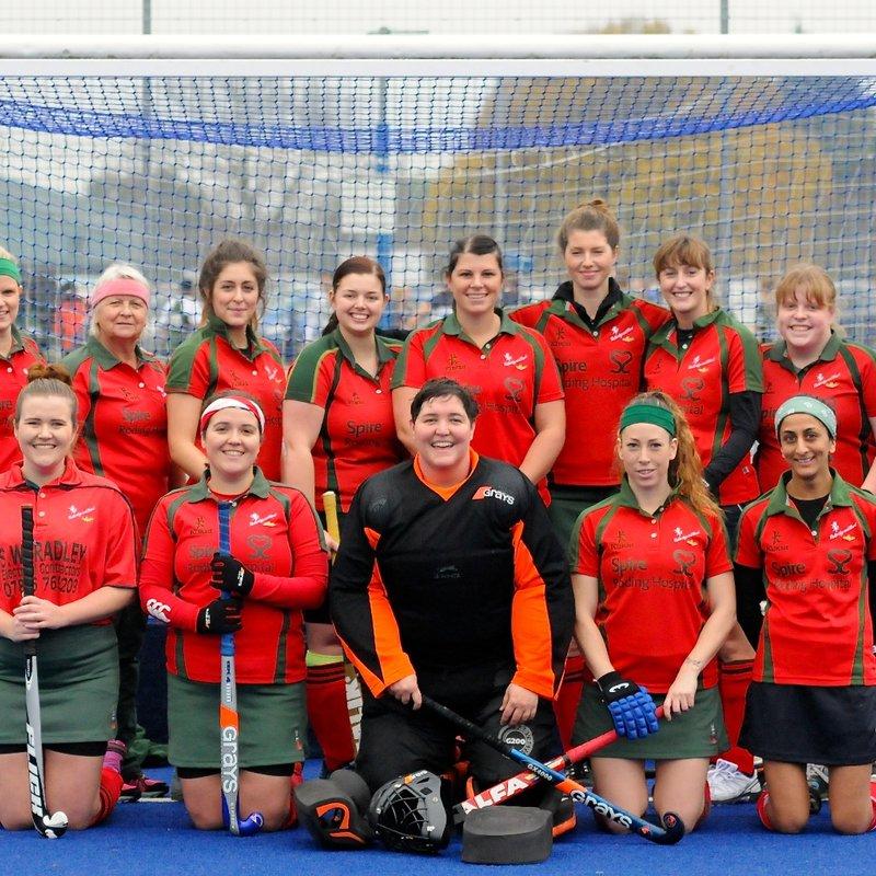 Old Loughts 0 - 0 Redbridge & Ilford Hockey Club