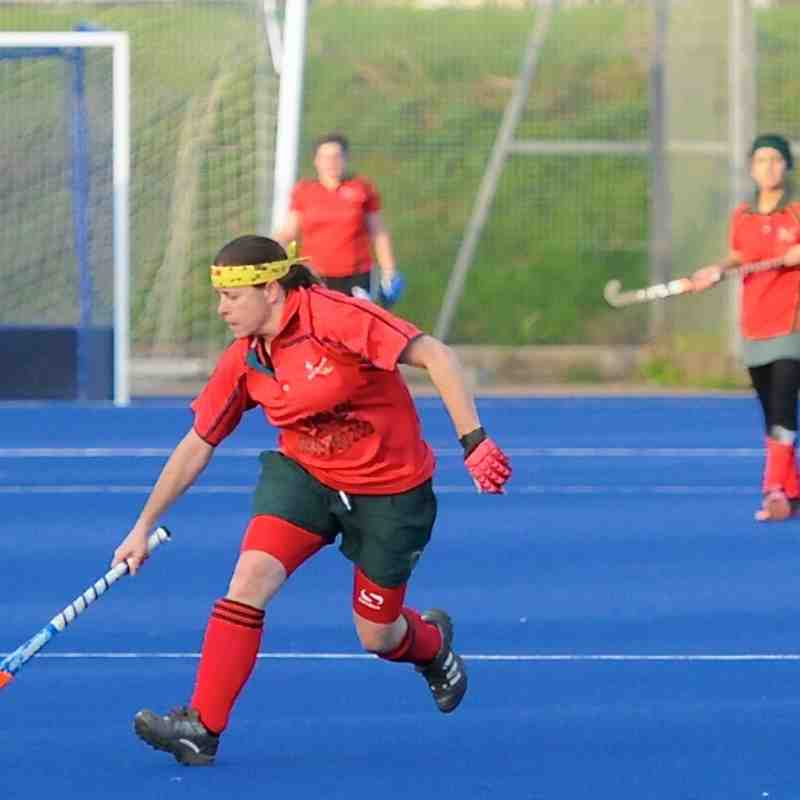 Ladies 3s v East London - 31.10.15
