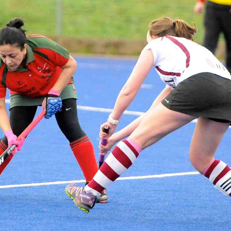 Ladies 3s v Wapping - 23.01.16