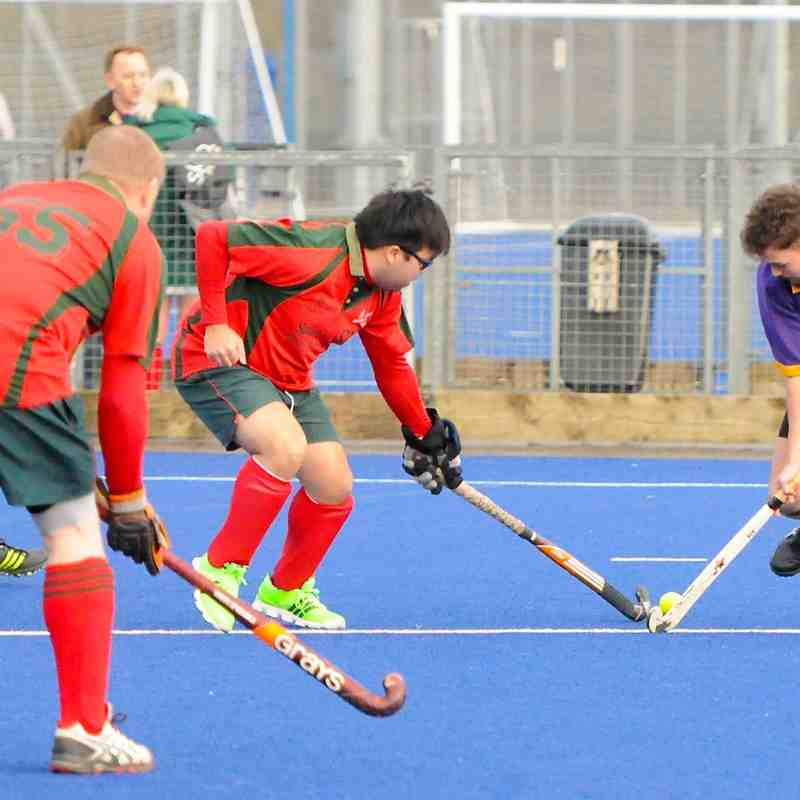 Men's 2s v Saffron Walden - 23.01.16