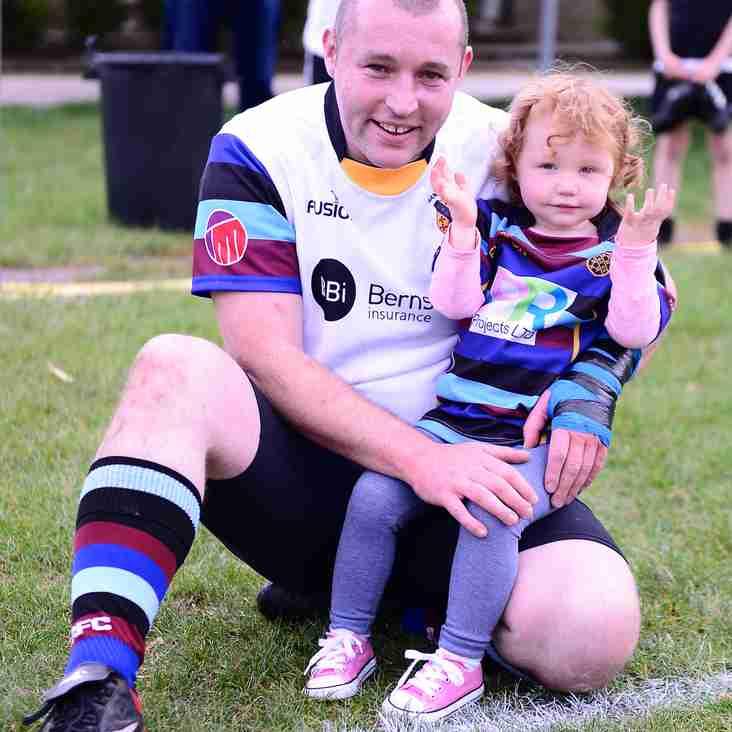 Pre-season rugby and fund raiser