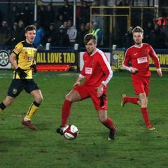 Tadcaster Albion 0  Selby Town 2 06/02/18