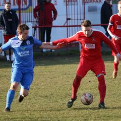 Selby Town 2 Armthorpe 1 24/02/2018