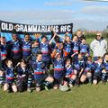 Old Grammarians RFC vs. Training