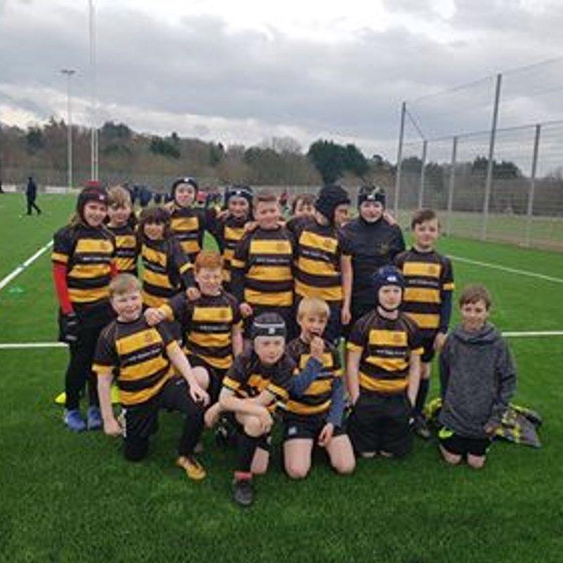 Mini Rugby Training P3-P7