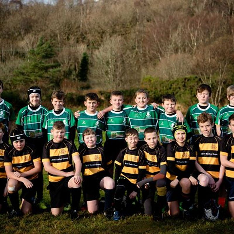 Isle of Mull Under 14 Rugby Festival