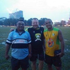 Beringin Rendang Rugby Clug - Malaysia 2014