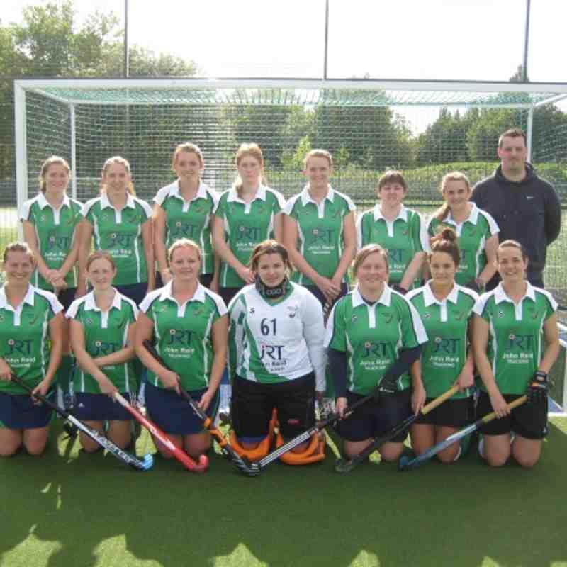 Brigg Ladies 1sts vs Tadcaster