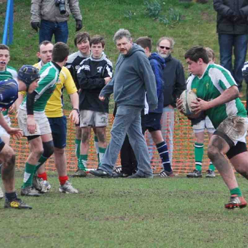 Horsham U16 vs Brighton 10-03-2013