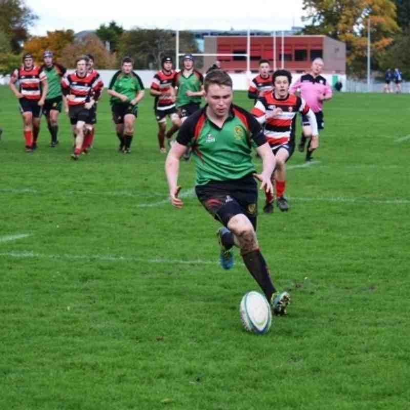 HRFC U18's vs Stirling County
