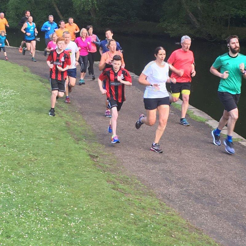 Bramhall Park Runs