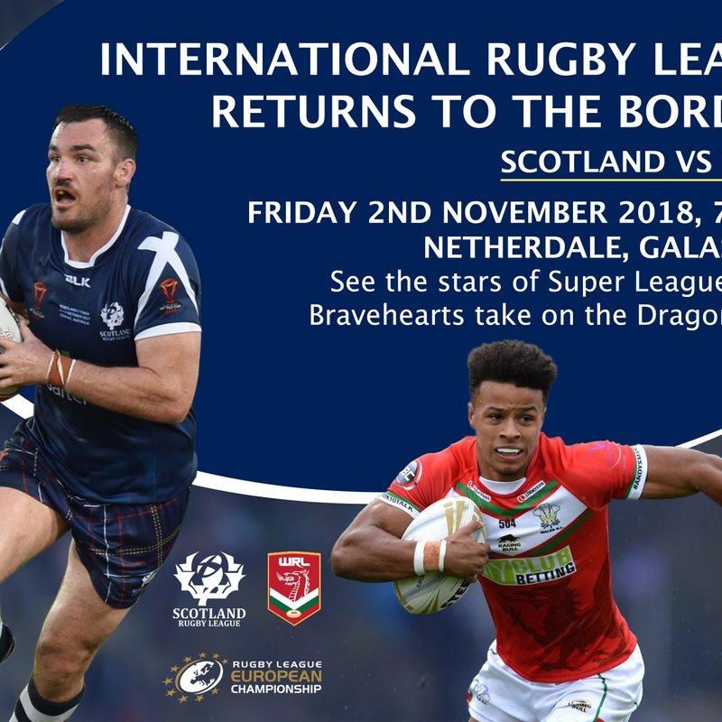 Scotland v Wales - ticket news