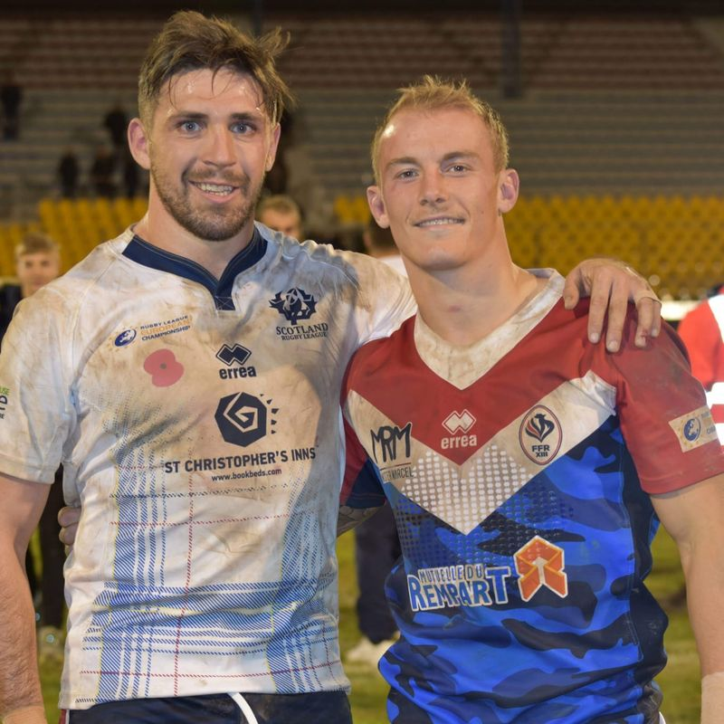 Brave Scotland show heart in France defeat