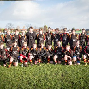 Southport U13s Win in East Manchester