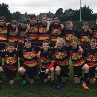 First Outing for the 2018/19 U14s