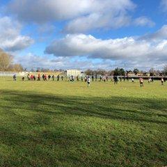 Easington Sports v Westwood Wanderers u12s