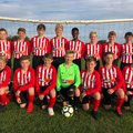 Easington Sports v Thatcham u13s