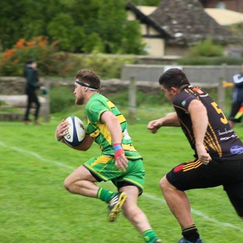CAPTAINS MATCH REPORT : Norton RFC Vs Painswick RFC
