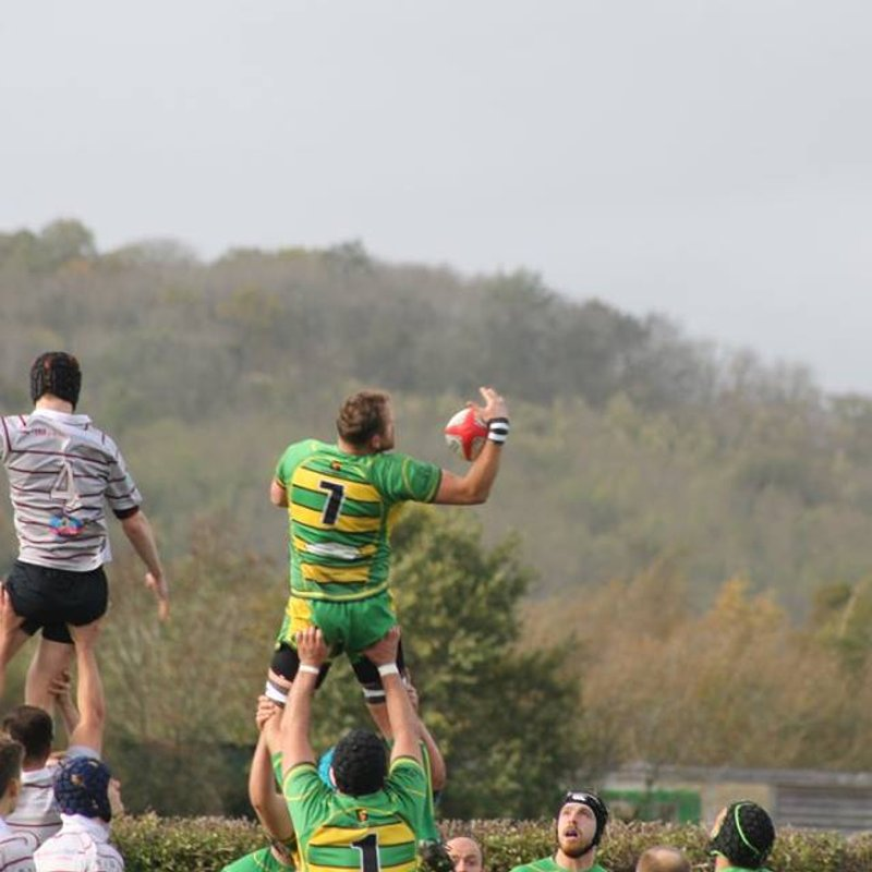 CAPTAINS MATCH REPORT :Saturday 21st October 2017: Norton RFC Vs United Bristol Hospitals RFC.
