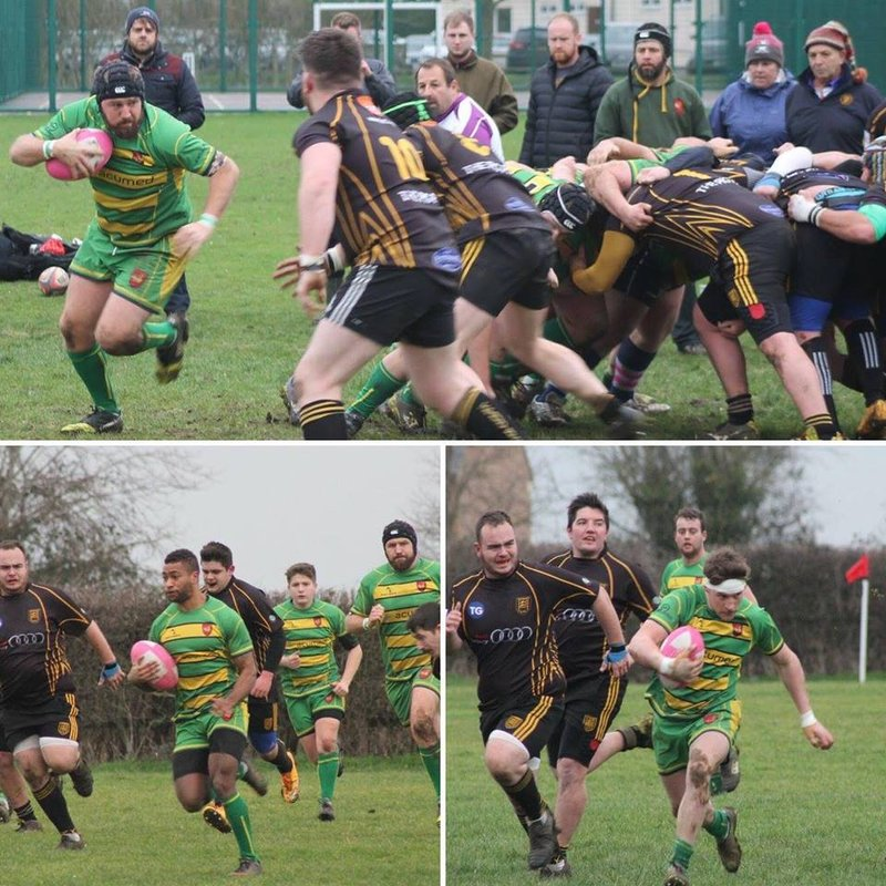 MATCH REPORT :Saturday 13th January 2018: Norton RFC Vs Tetbury
