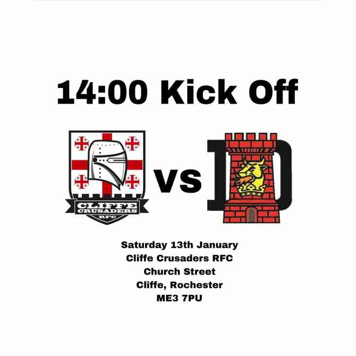 Cliffe ready for local derby clash