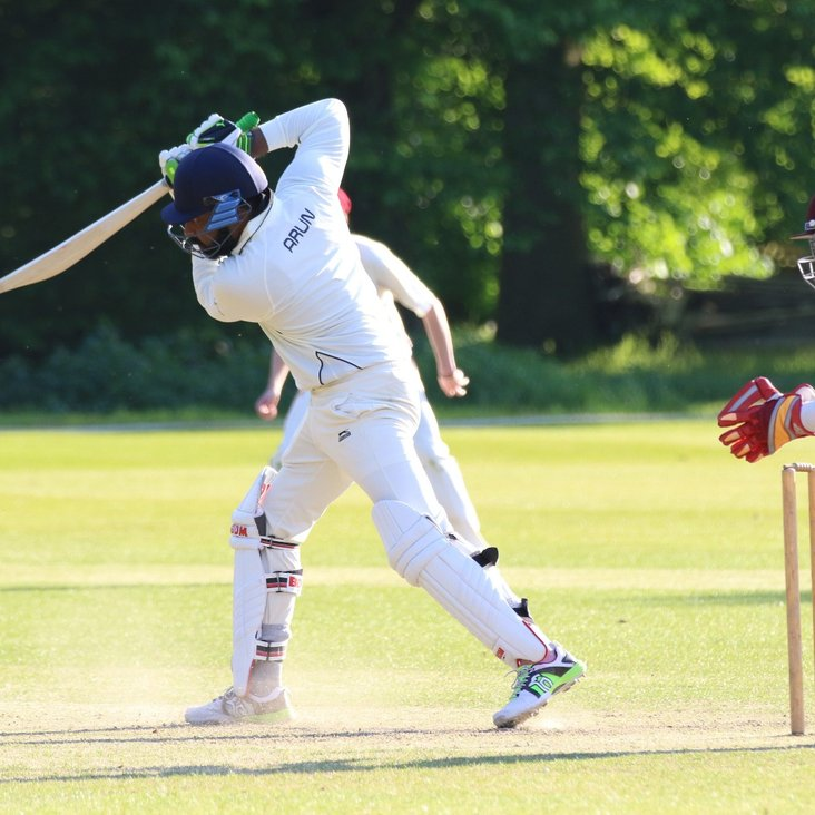 Falkland 3rds march to top spot!<