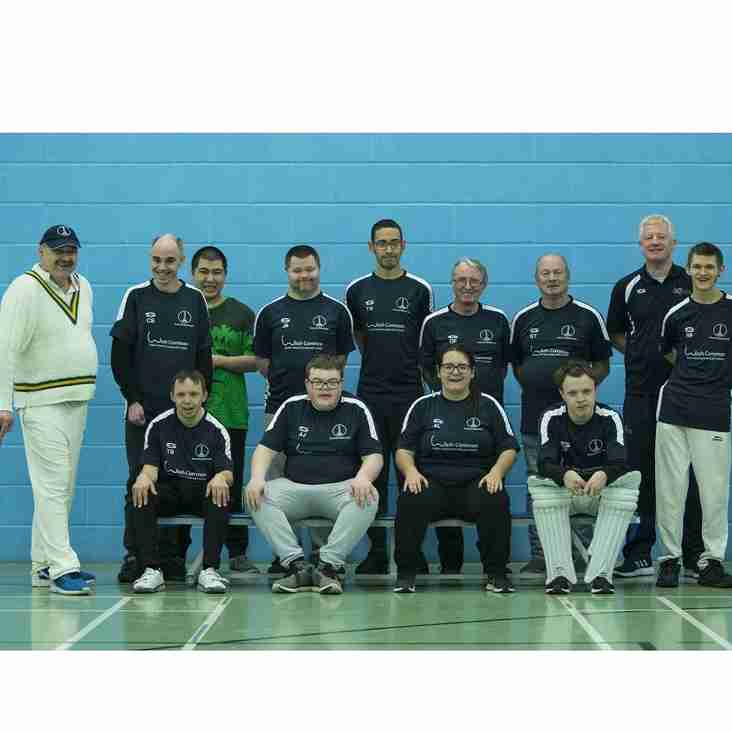 Disability Cricket Update!