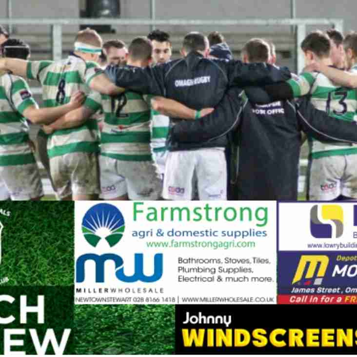 Club rugby preview - 8/12/18