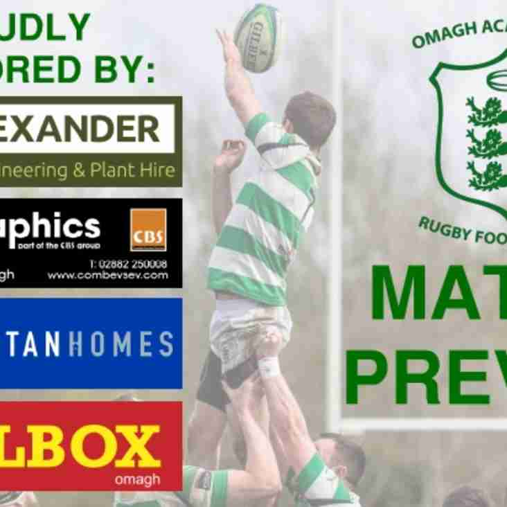 Club Rugby Preview 22/02/19