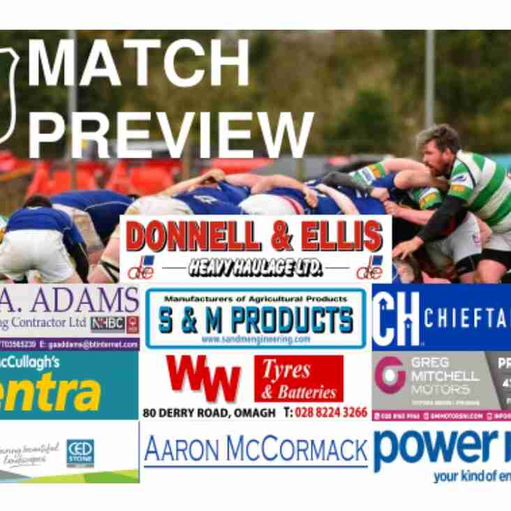 Club Rugby Preview 13/04/19