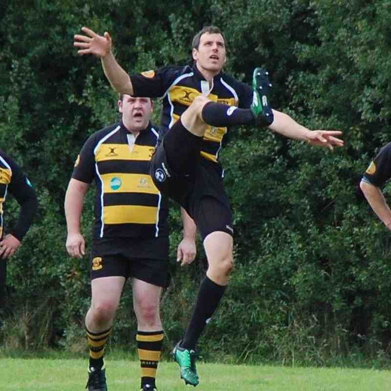 3rd XV vs. Eccleshall 2nd XV 12th September 2015