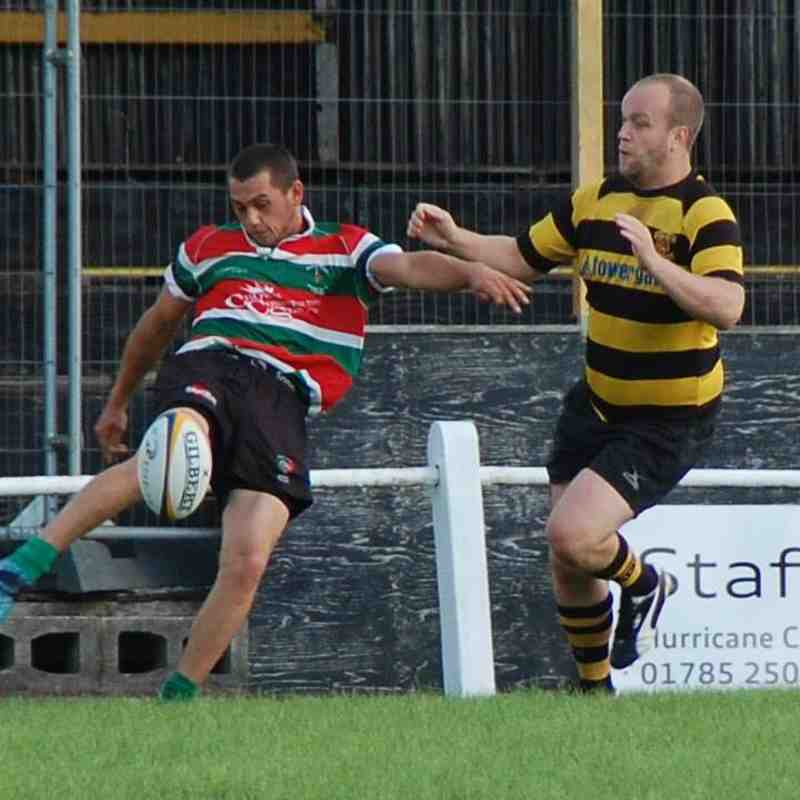 2nd XV vs. Burntwood 12th September 2015