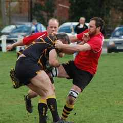 STAFFORD 1st XV vs KIDDERMINSTER 1st XV. 16th APRIL 2016.