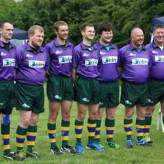 STAFFORDSHIRE 7's SERIES; ROUND TWO – STAFFORD 7's.