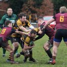 STAFFORD 1ST XV vs WILLENHALL 1ST XV. 27TH JANUARY 2018. LEAGUE MATCH.