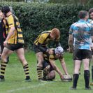 UTTOXETER 1ST XV vs STAFFORD 1ST XV. 31ST MARCH 2018. LEAGUE MATCH.