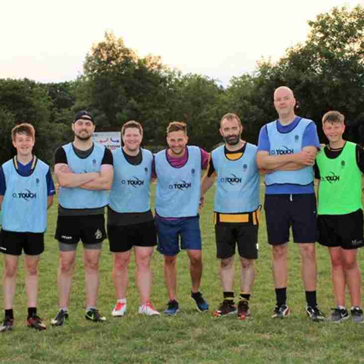 SOUTH STAFFORDSHIRE TOUCH SERIES; ROUND TWO – HANDSWORTH; 6TH JULY 2018.