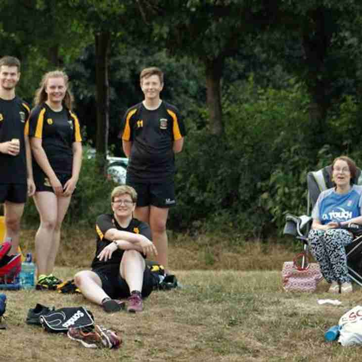 SOUTH STAFFORDSHIRE TOUCH SERIES; ROUND FOUR – ESSINGTON; 27TH JULY 2018.