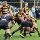STAFFORD 1ST XV vs WOLVERHAMPTON 1ST XV. 15TH SEPTEMBER 2018. LEAGUE MATCH.